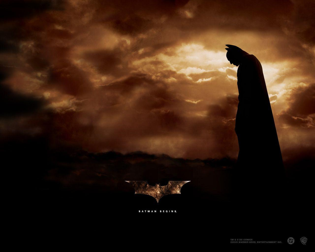 Batman Begins Movie Wallpapers