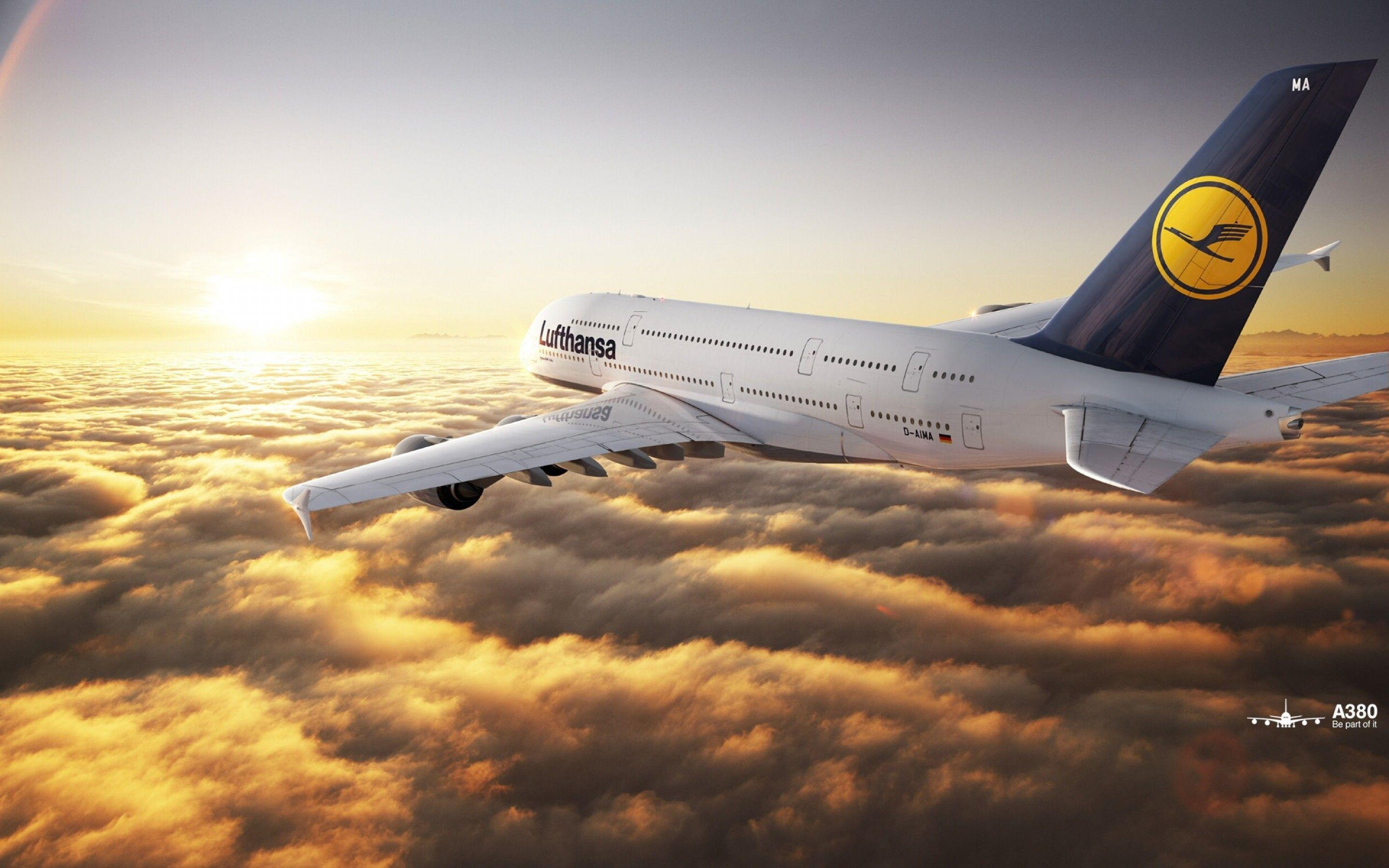 Airbus A380 Wallpapers