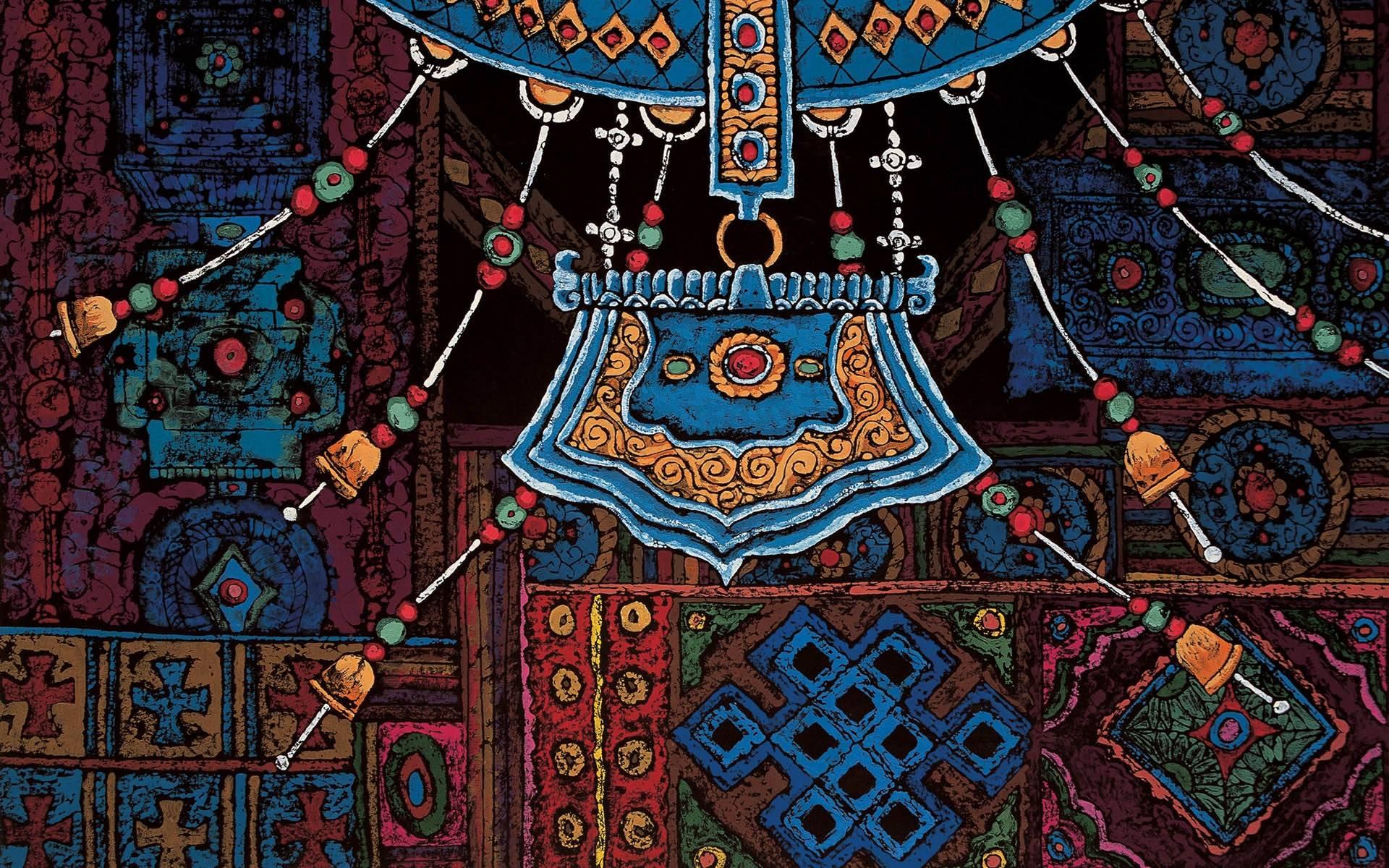 Tibet Scenery - wallpaper.
