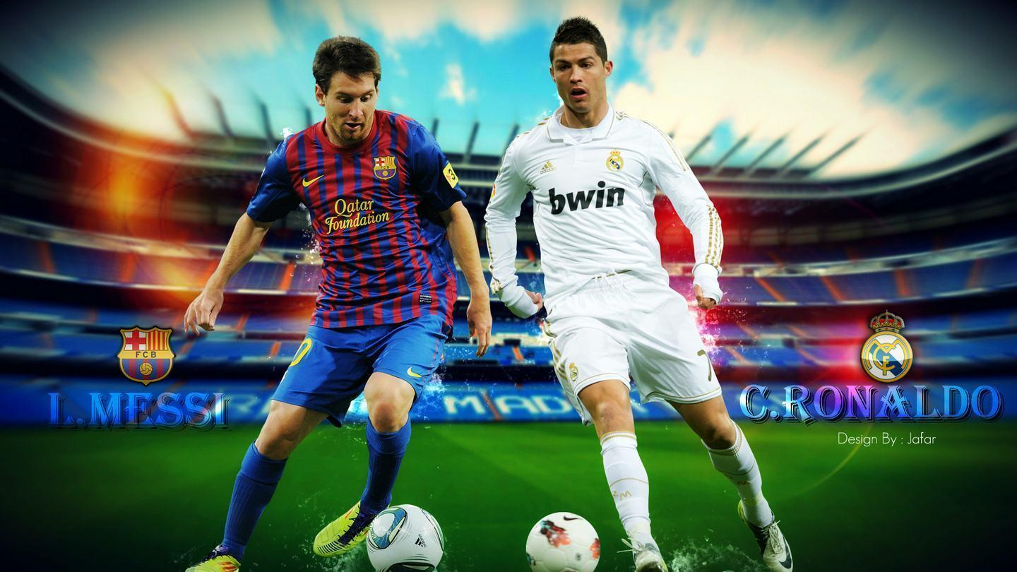Ronaldo And Messi Wallpapers