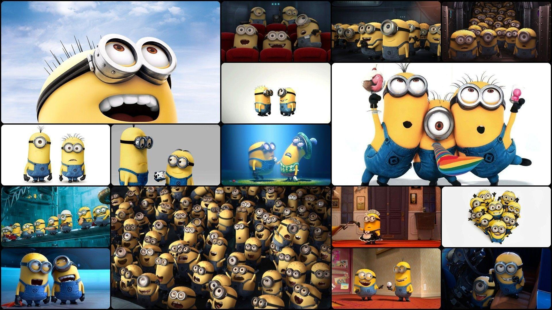 Download 38+ Movie Despicable Me Minion Wallpapers And HD Background In  High Quality. Collection Of Funny And Cool Minion Movie Arts, Pictures And  Images.