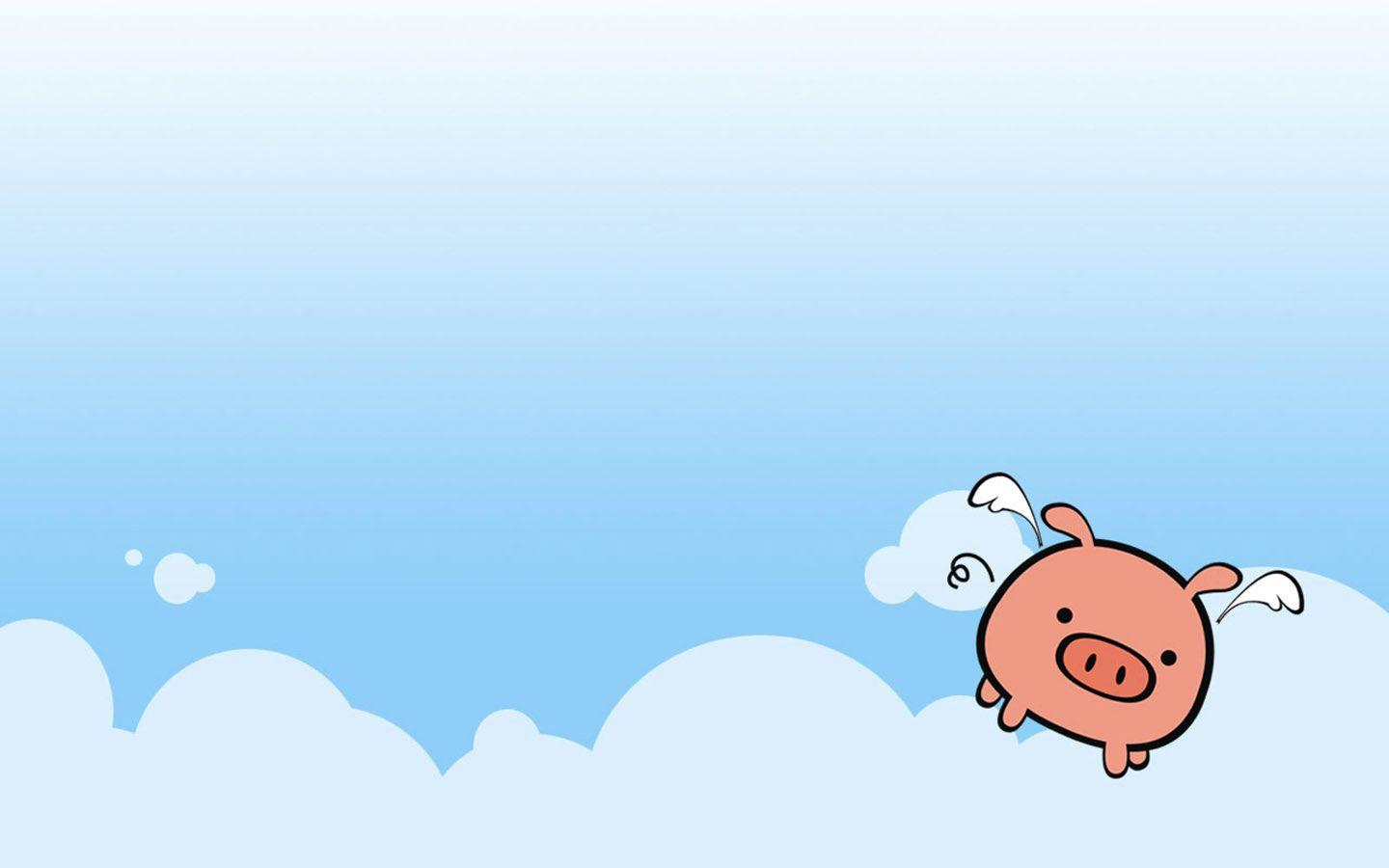 Cute Pig Wallpapers - Wallpaper Cave