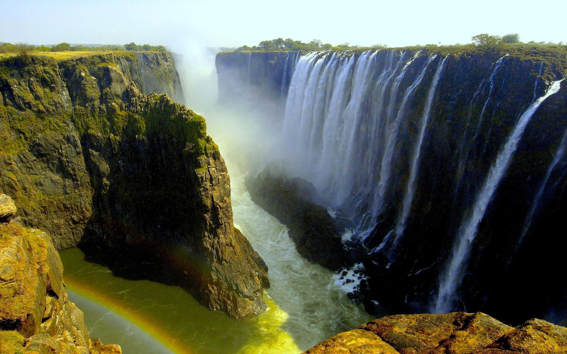 Victoria Falls,zambia HD Wallpapers