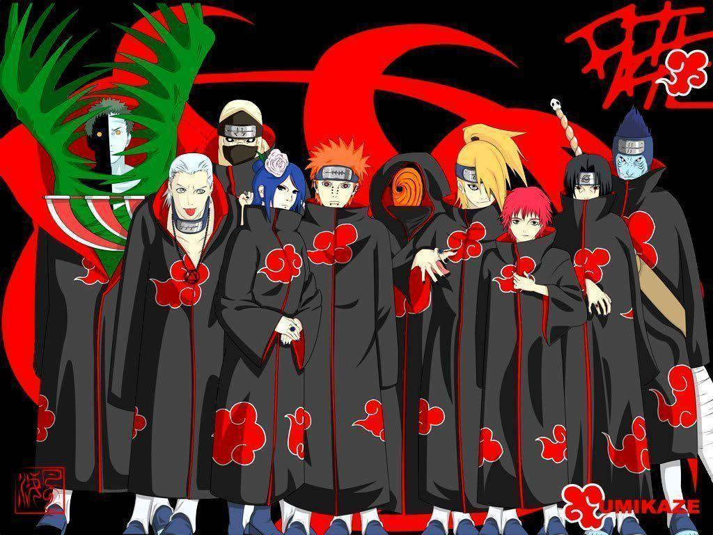 Akatsuki Wallpaper HD « Desktop Background Wallpapers HD