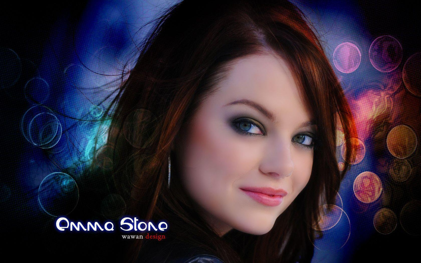 emma stone wallpapers by wais86