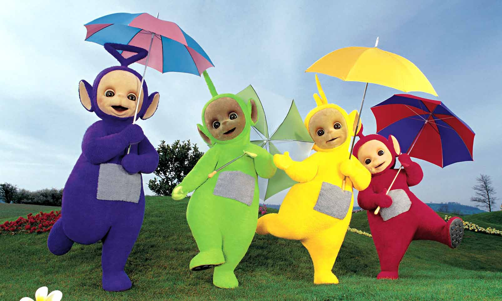 Teletubbies Wallpapers...