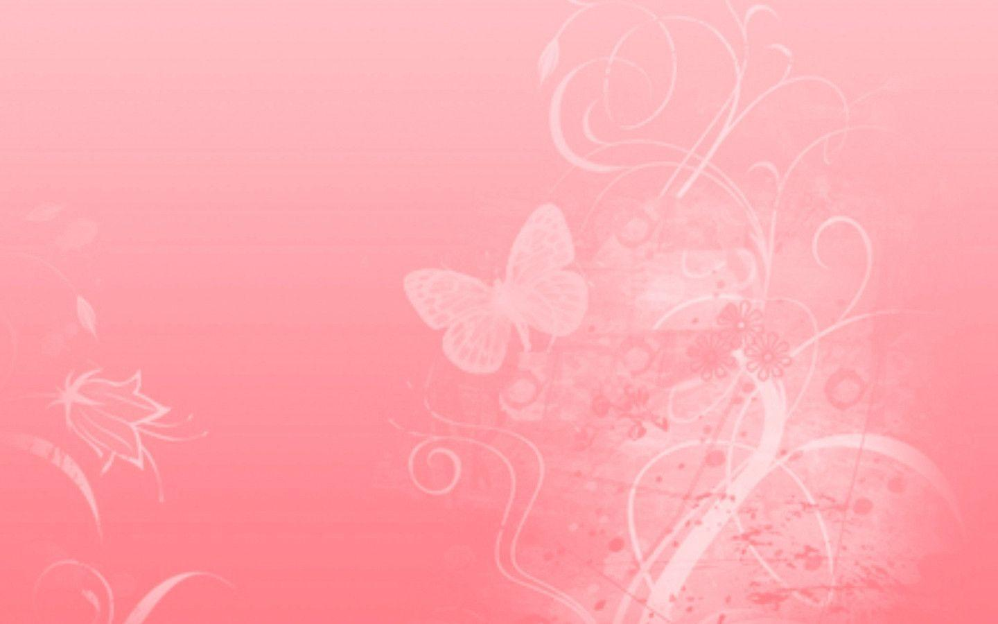Light Pink Flower Wallpapers Wallpaper Cave