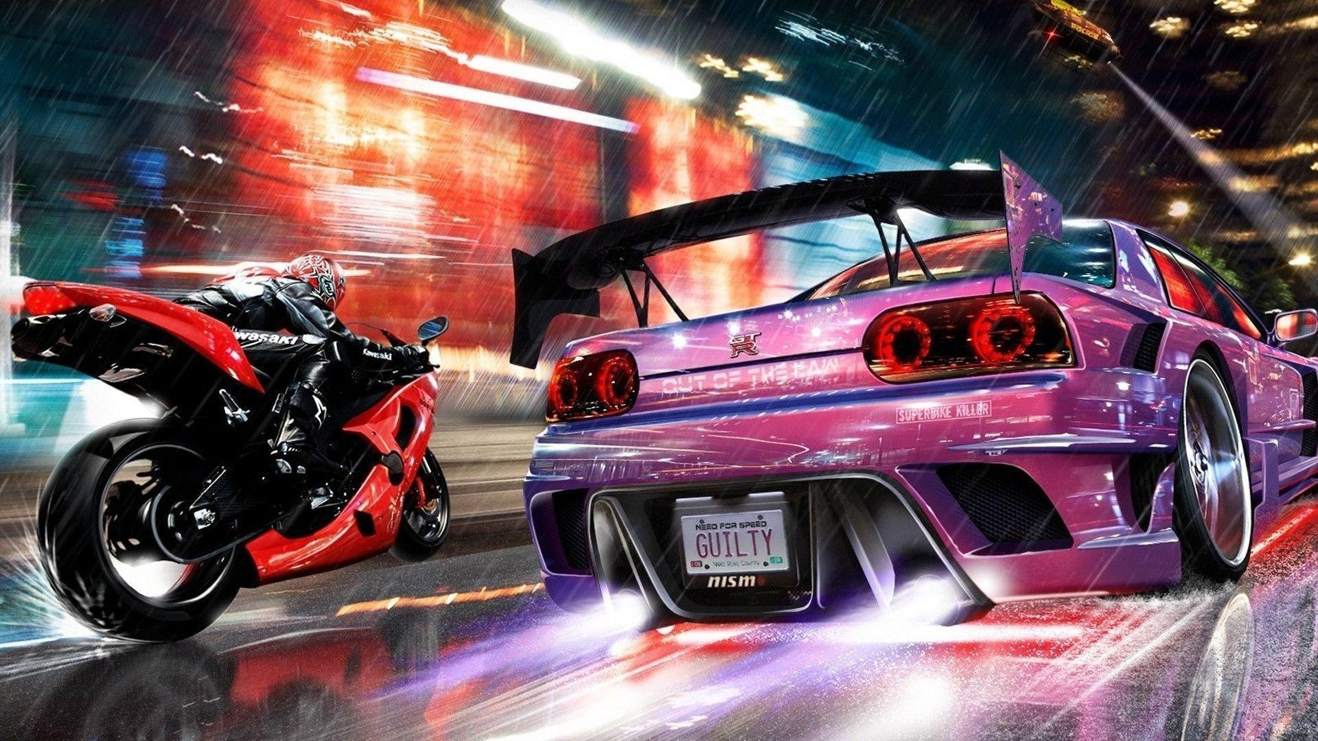 Nissan Skyline Pink Wallpapers