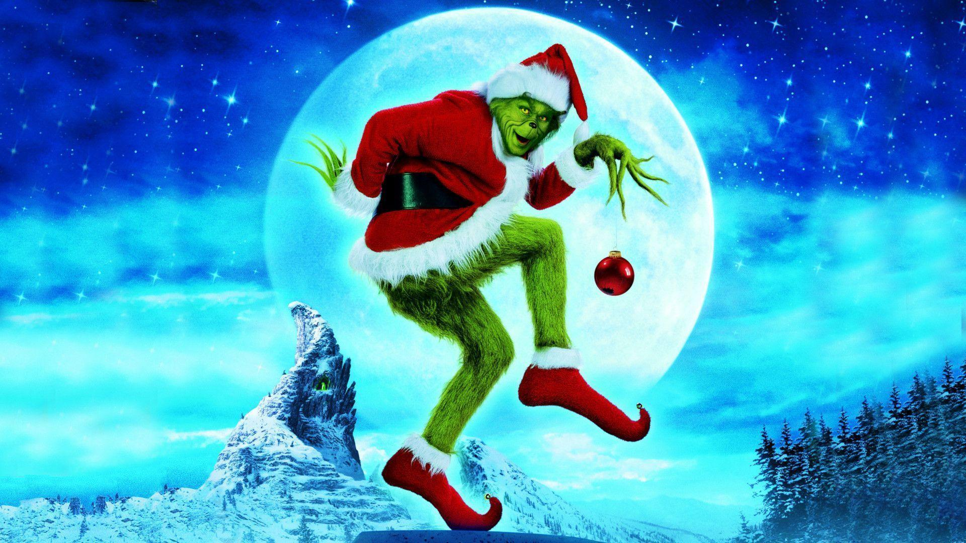 grinch wallpapers hd - photo #4