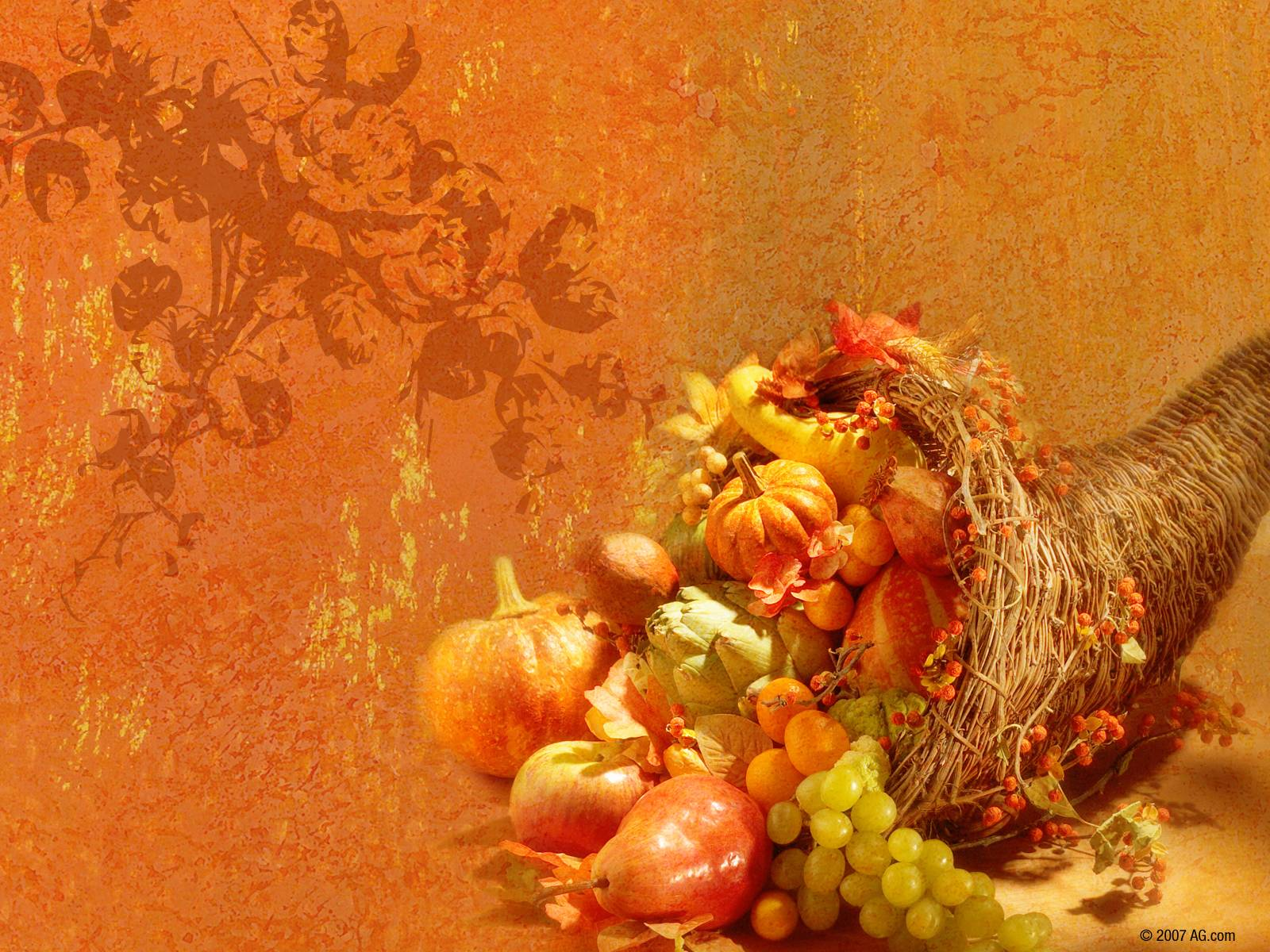 Free Thanksgiving Computer Wallpaper Backgrounds