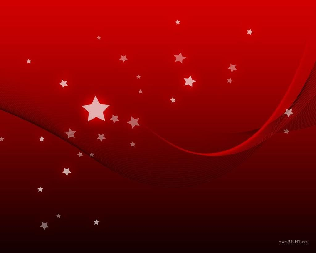 red star background - photo #3