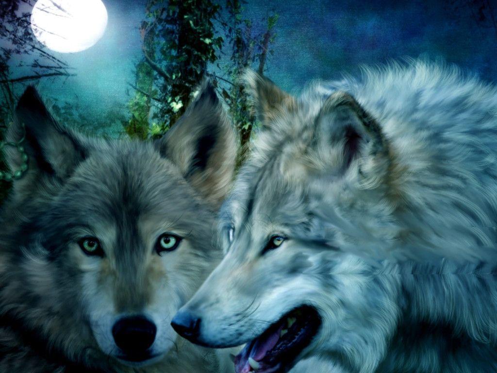 spirit animals wallpaper wolf - photo #37