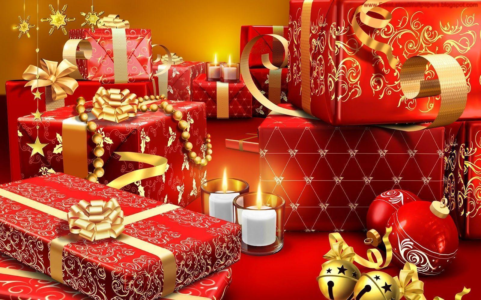 christmas animated desktop wallpaper free