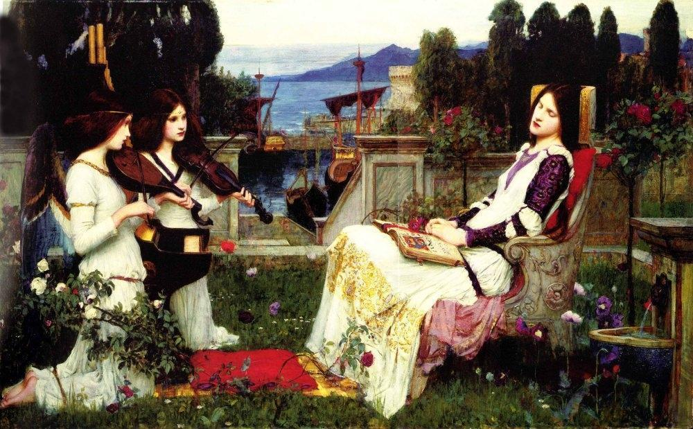 Pre Raphaelite Wallpapers | Wall Pics