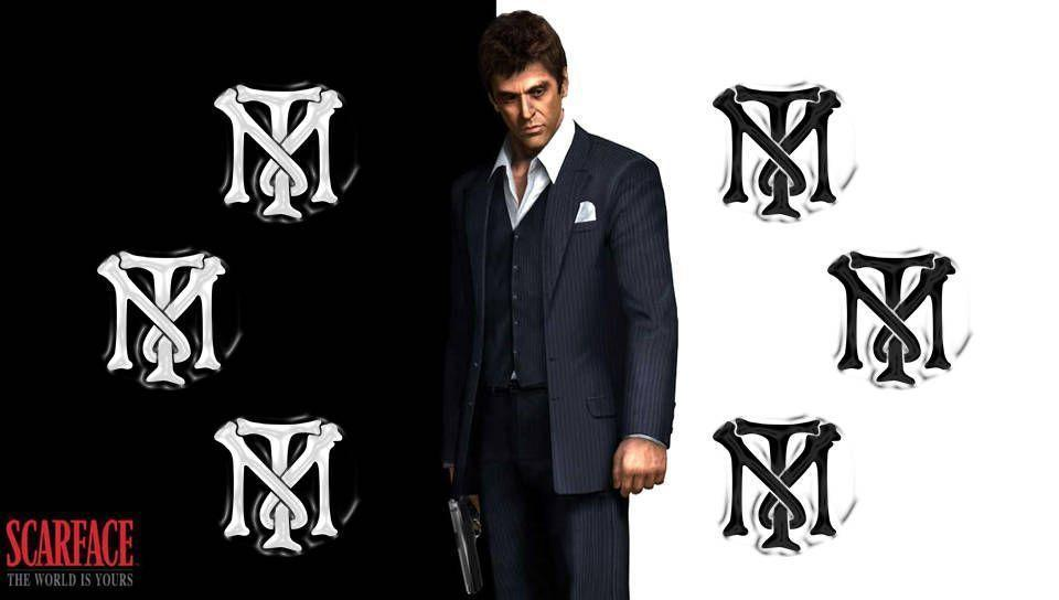 Free scarface wallpapers wallpaper cave - Scarface cartoon wallpaper ...