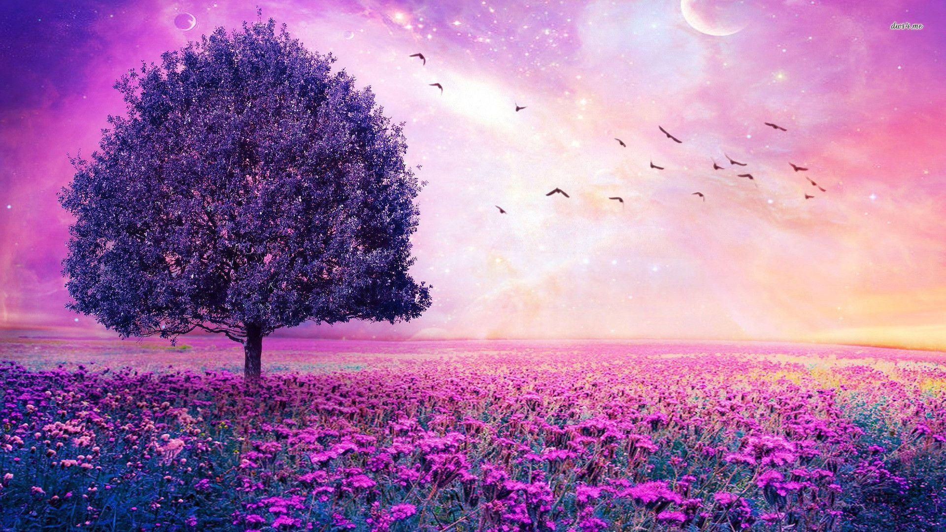 Violet Smoke Art Wallpapers: Purple Haze Wallpapers