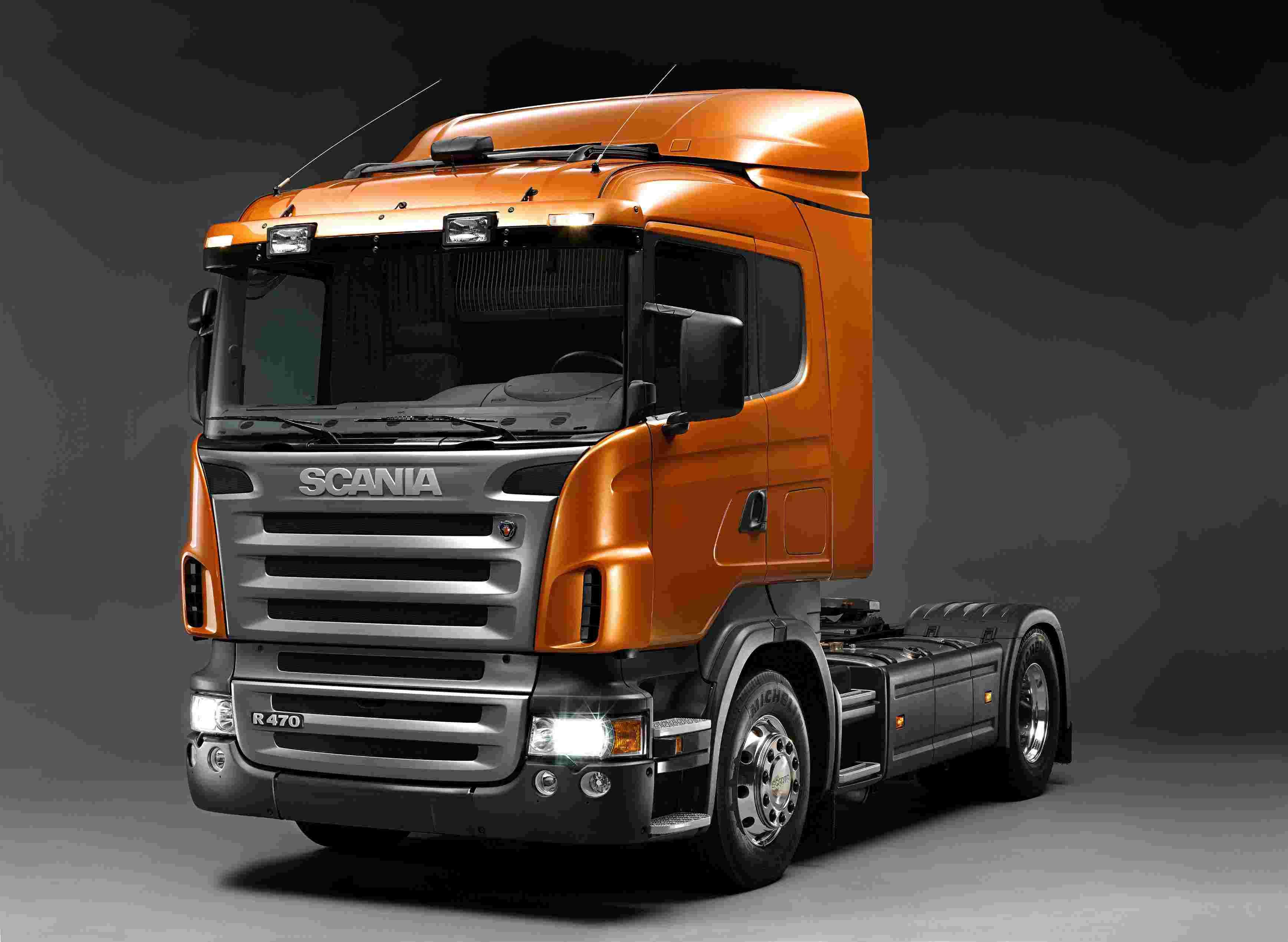 Scania Trucks Wallpapers Wallpaper Cave