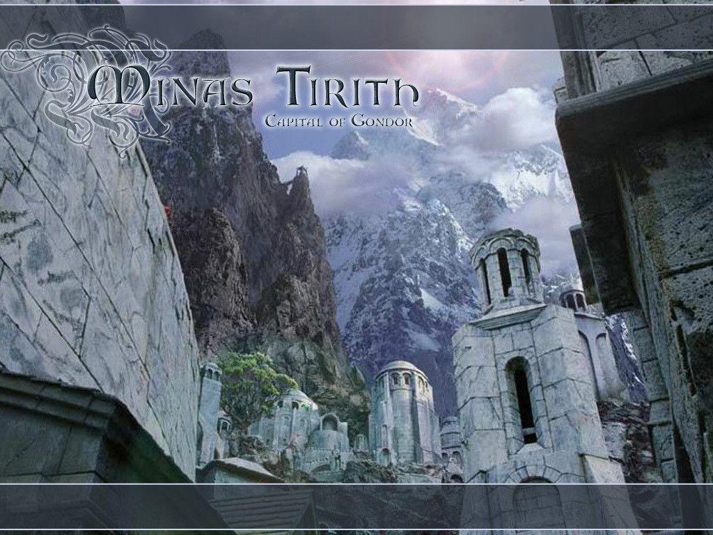 minas tirith wallpaper - photo #21