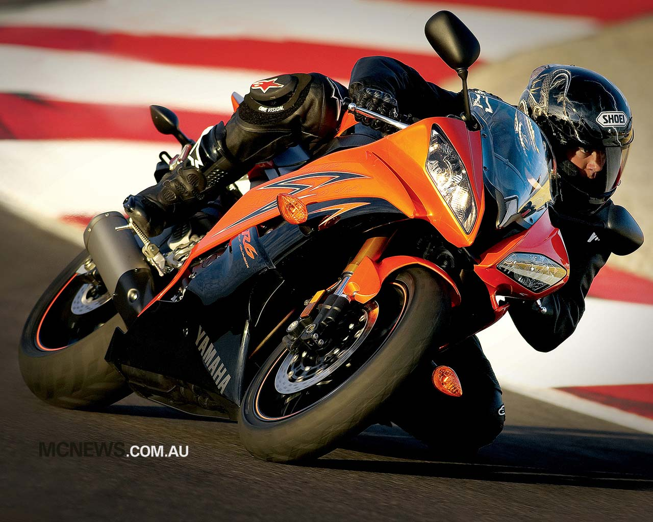 Yamaha R6 Orange 17975 Hd Wallpapers in Bikes - Telusers.com