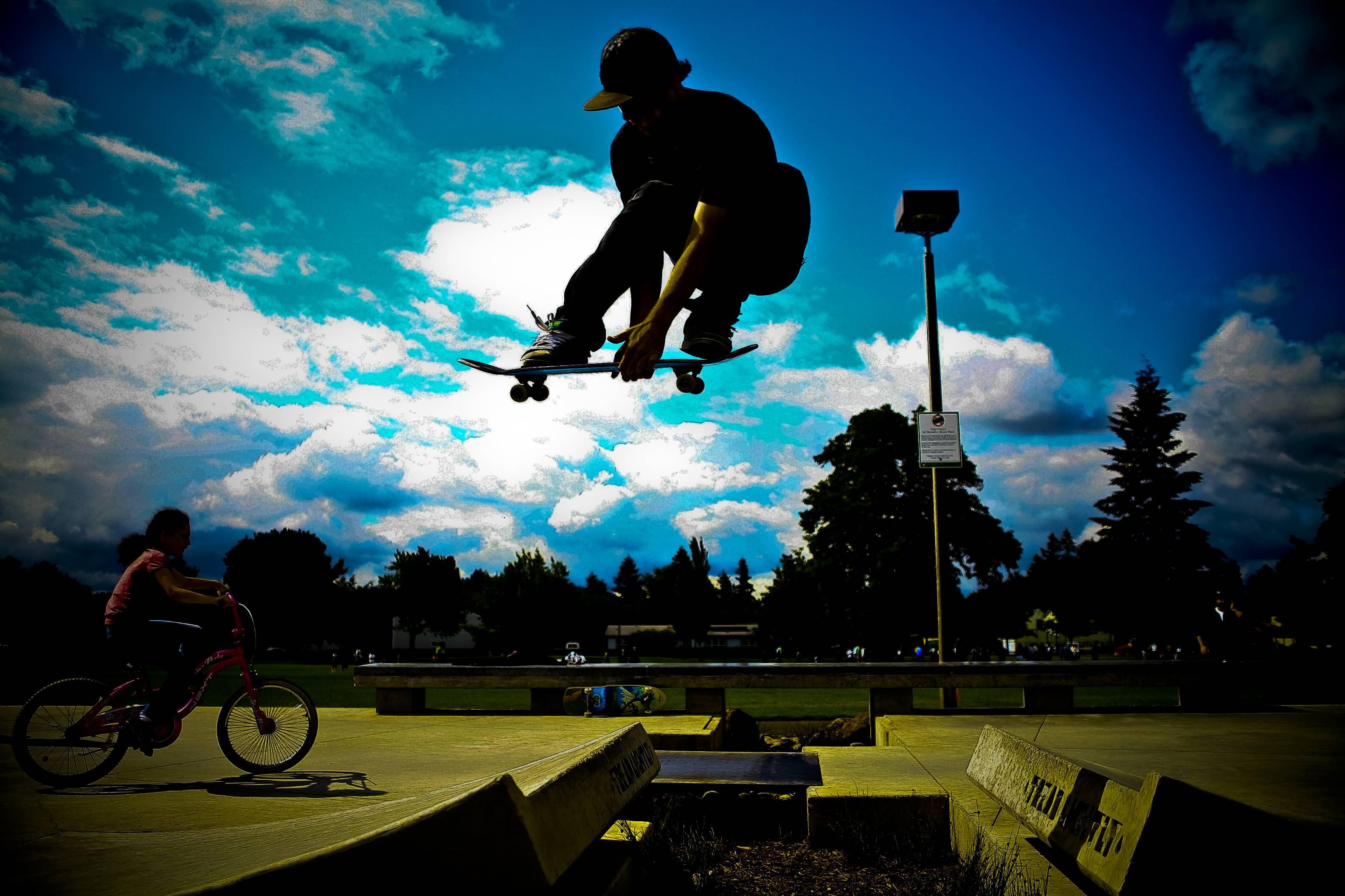 Skateboard Wallpaper HD 8789630