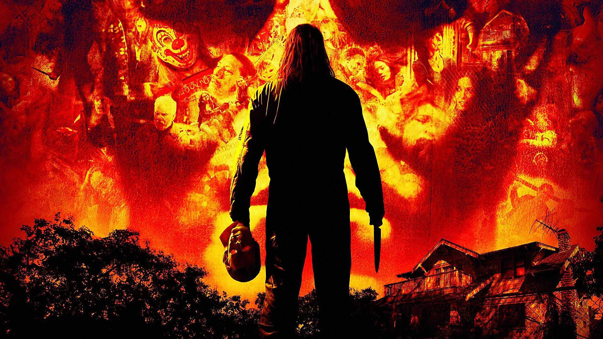 Hd wallpaper zombie - Rob Zombie Halloween 2 Wallpapers