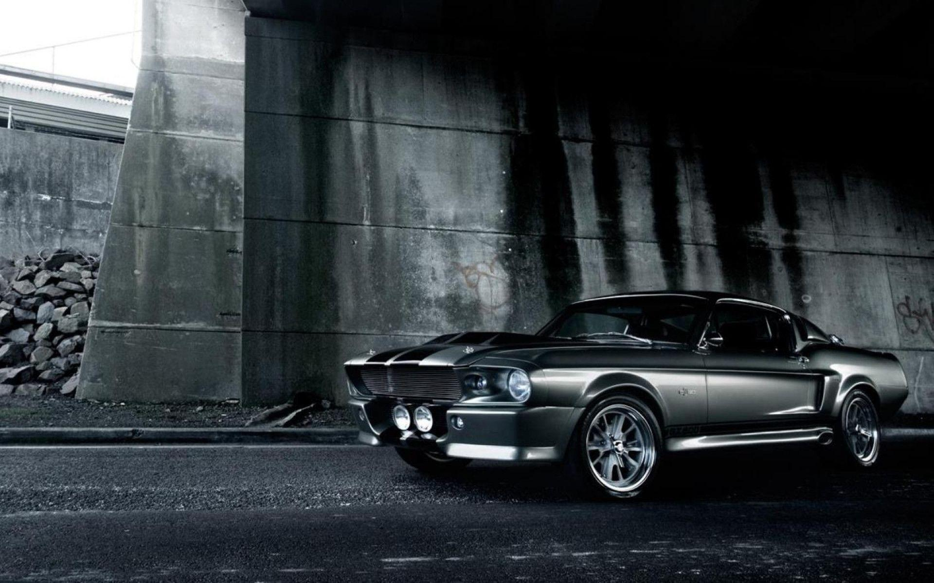 Ford Mustang Shelby Gt500 Wallpaper 1967
