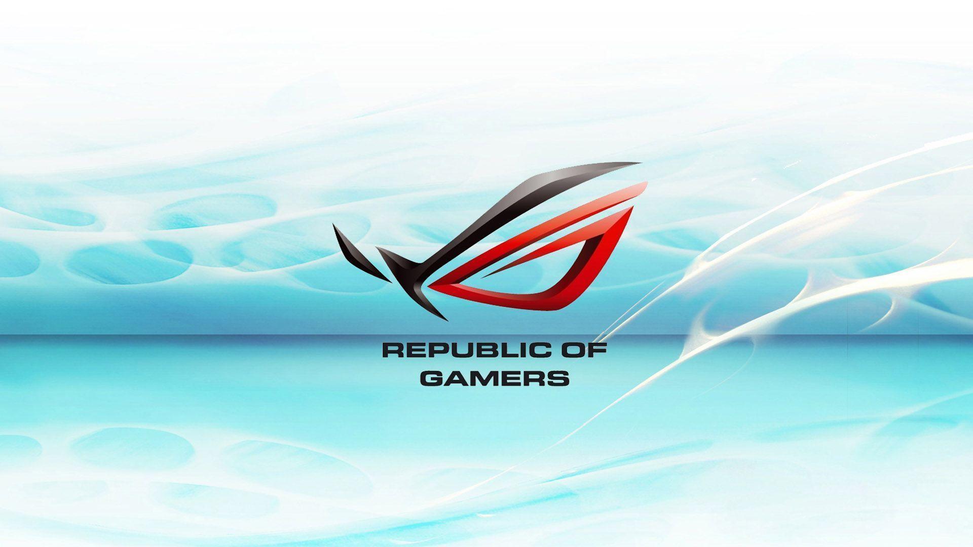 Republic Of Gamers Wallpapers - Wallpaper Cave