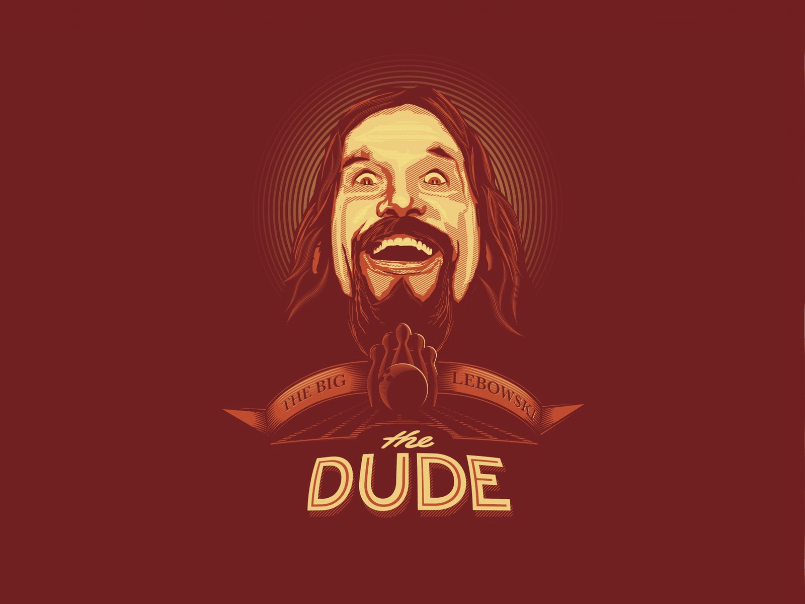 The Big Lebowski Wallp...