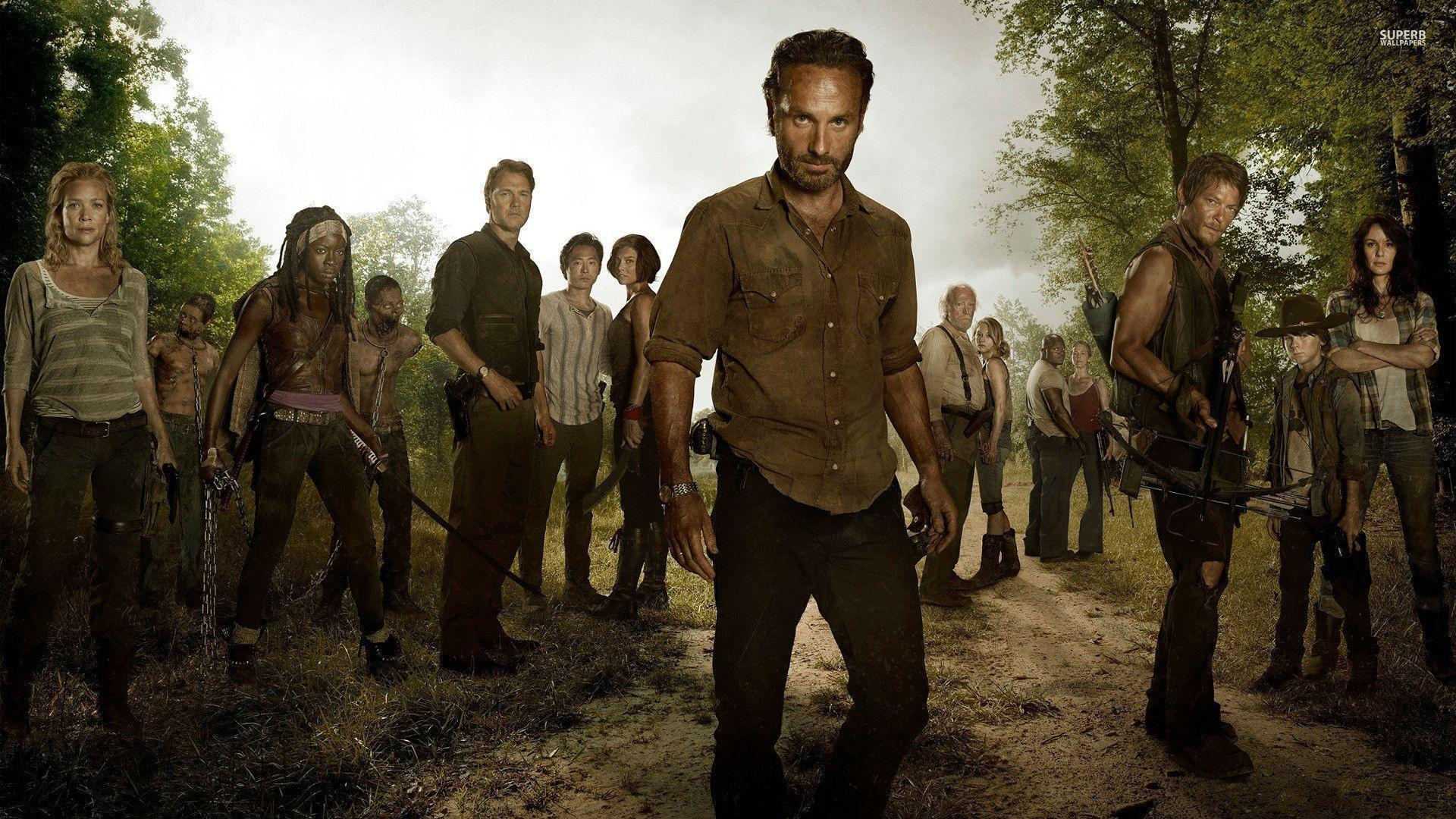 The Walking Dead wallpaper - TV Show wallpapers - #