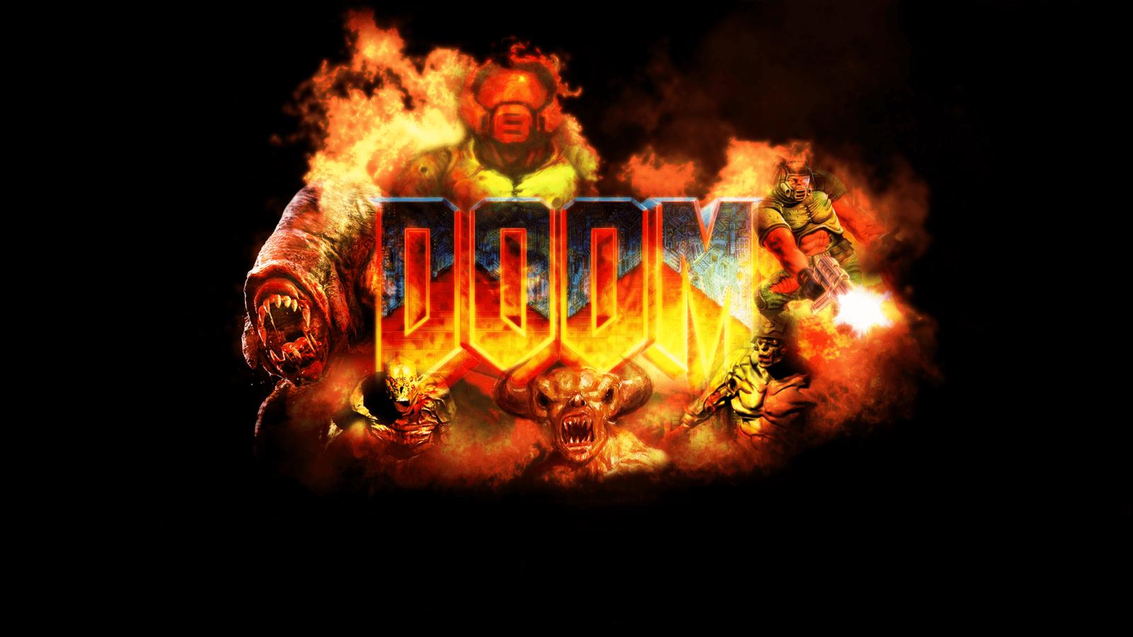 brutal doom wallpaper - photo #32
