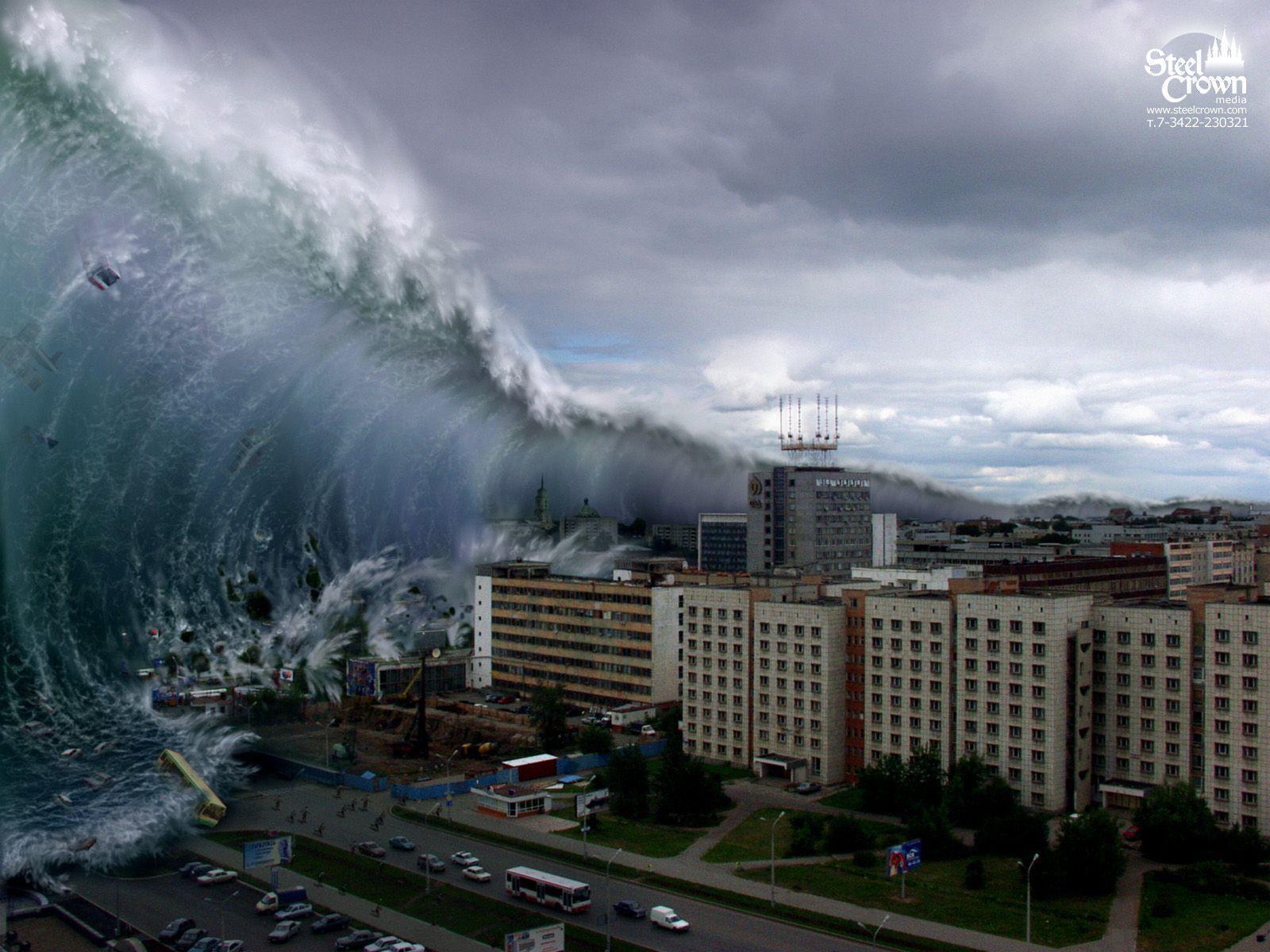 Fonds d'écran Tsunami : tous les wallpapers Tsunami
