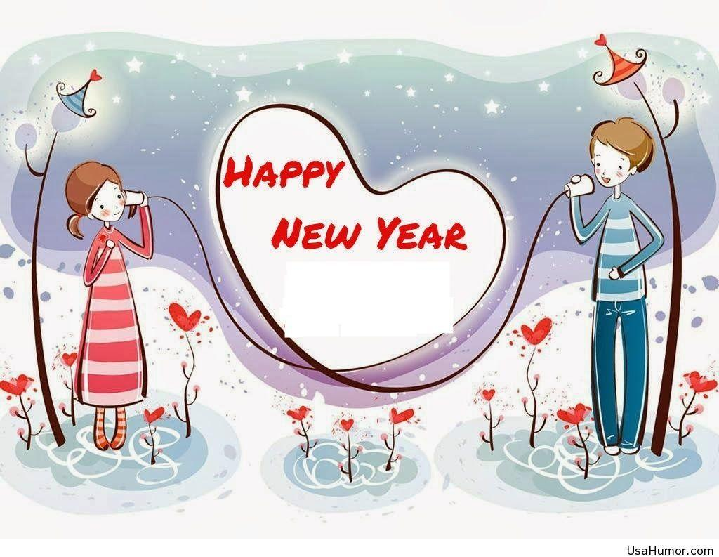 Happy new year love wallpapers hd 2015