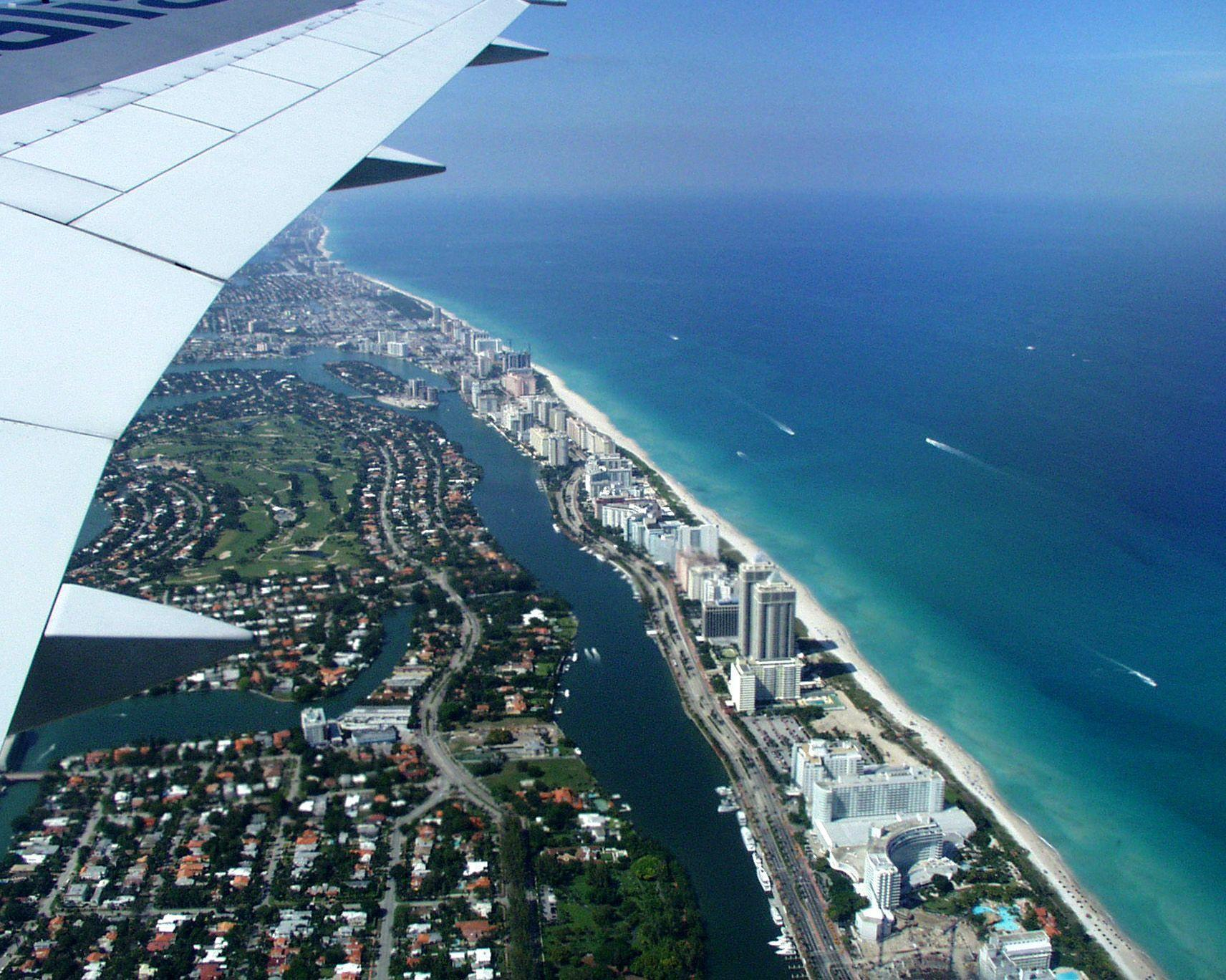 Miami Beach Wallpaper Widescreen Wallpaper For PC Desktop And ...