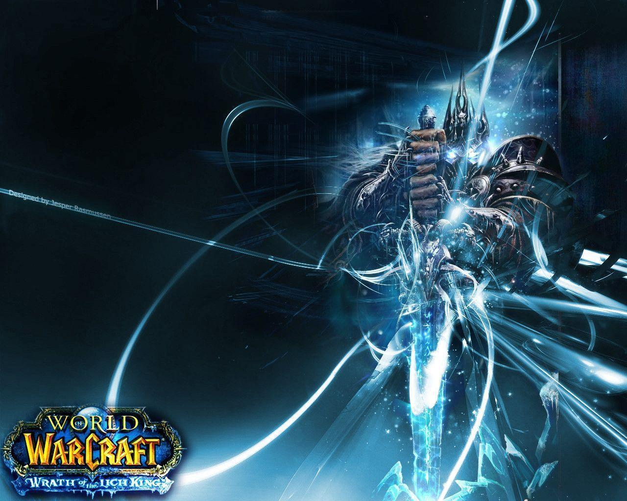 The Lich King&might. by Flamewalker