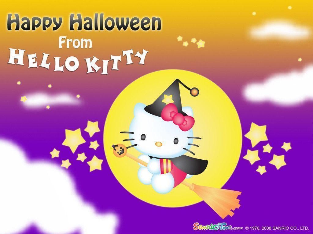 hello kitty fall wallpaper - photo #23