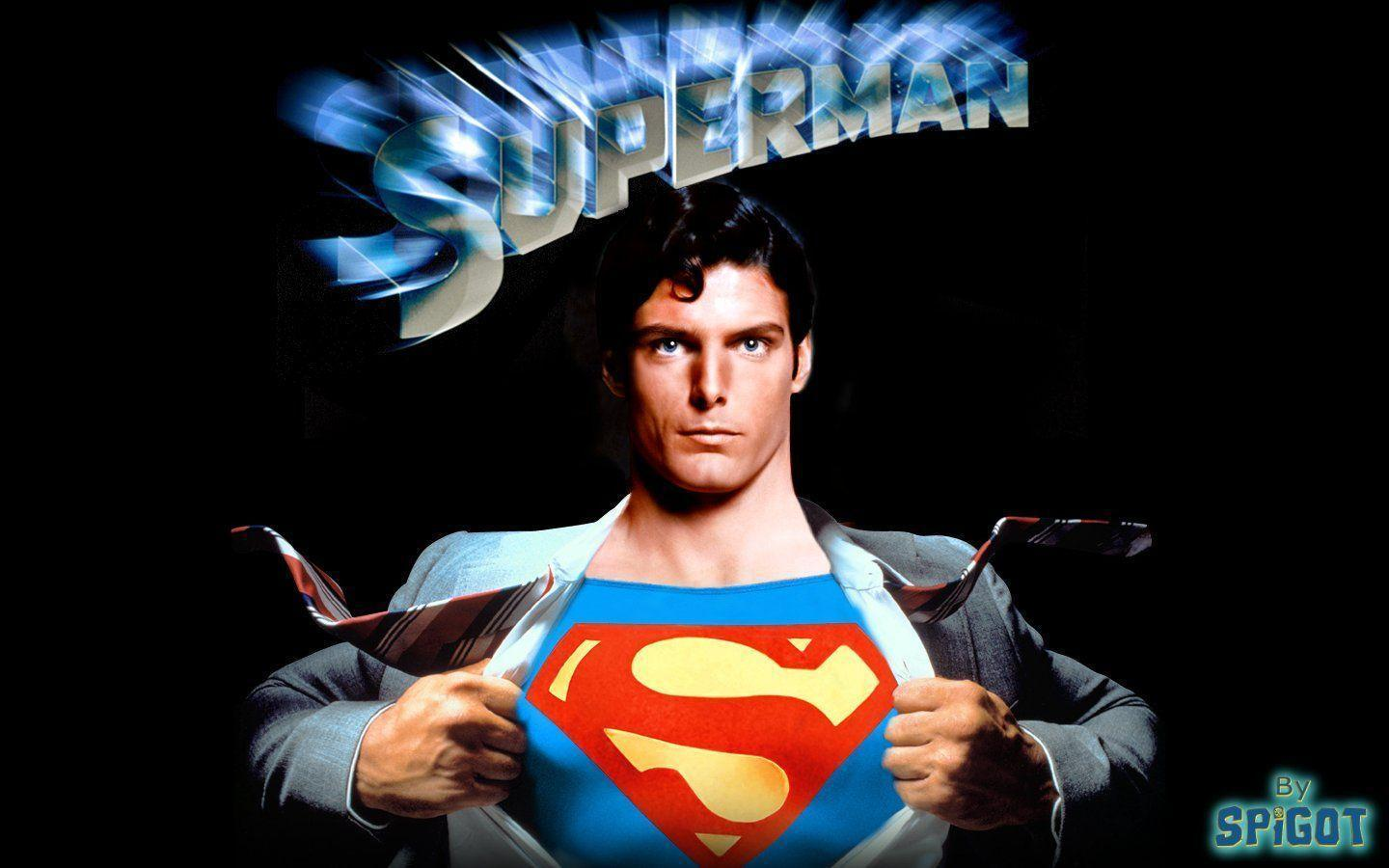 Christopher Reeve | George Spigot's Blog