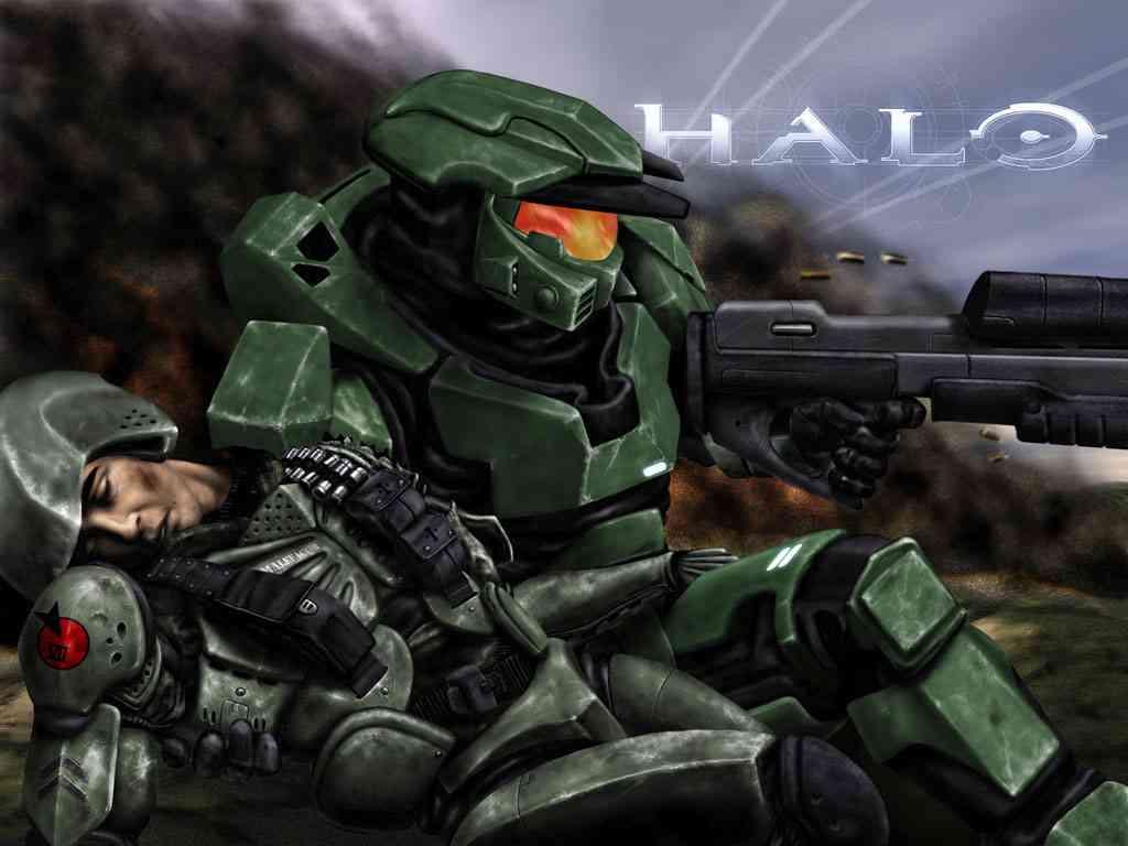 Halo 1 Wallpaper Hd