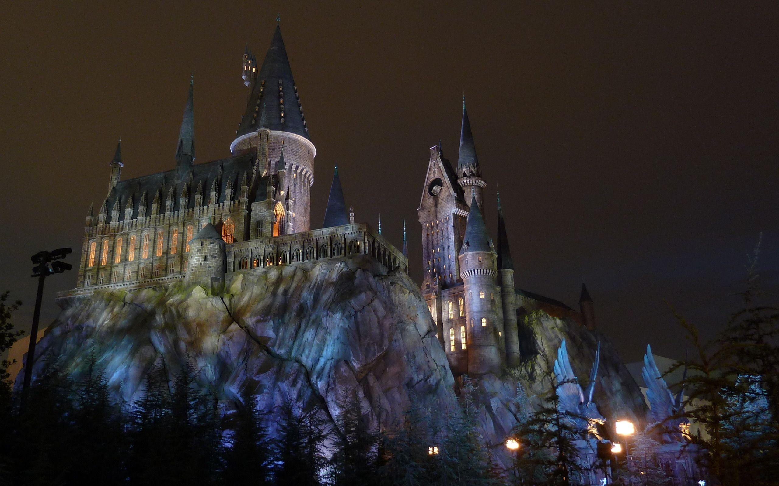 Harry Potter, Hogwarts castle wallpapers and image