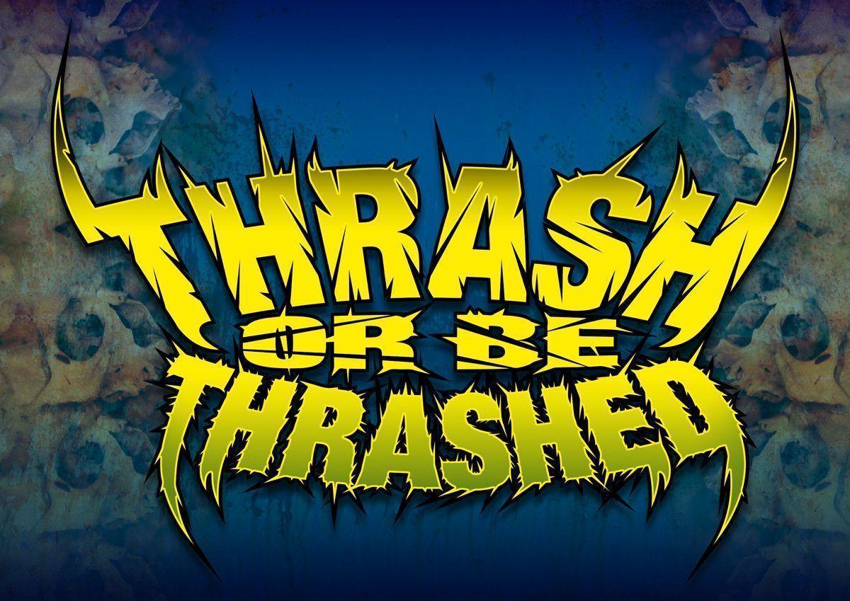 Thrash Metal Wallpapers - Wallpaper Cave