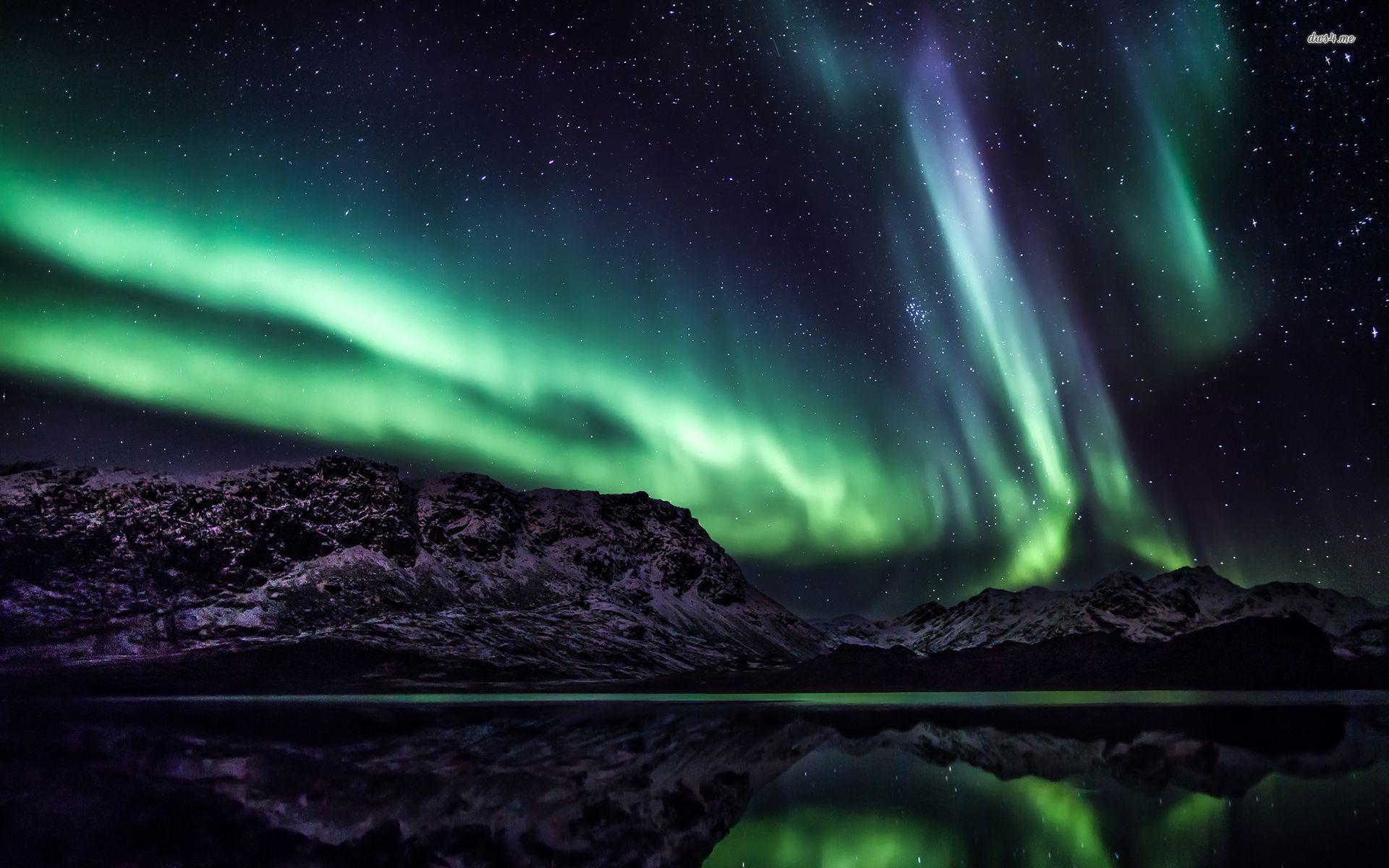 aurora borealis nature - photo #12