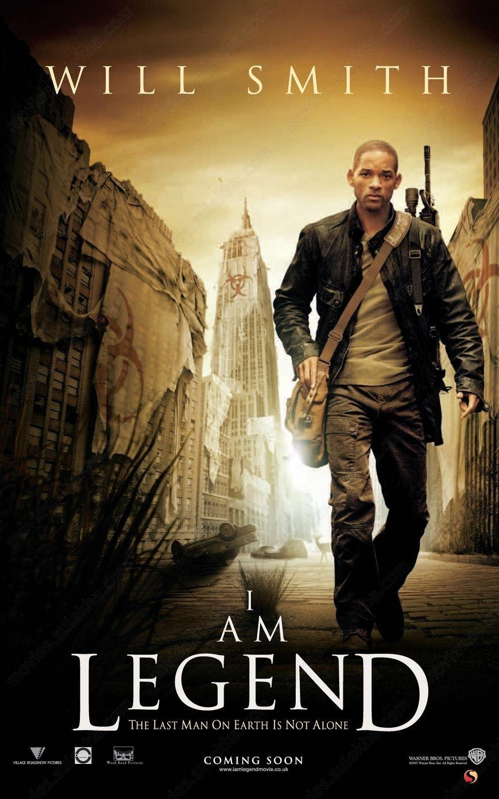 I Am Legend Wallpapers  Wallpaper Cave