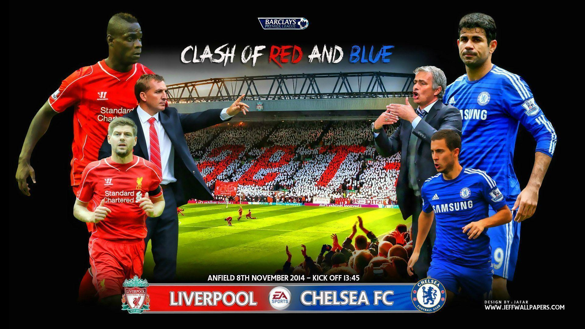 Liverpool Vs Bournemouth Totalsportek: Chelsea Vs Liverpool