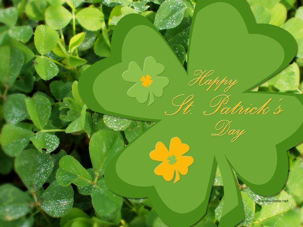simple st patrick wallpaper - photo #25