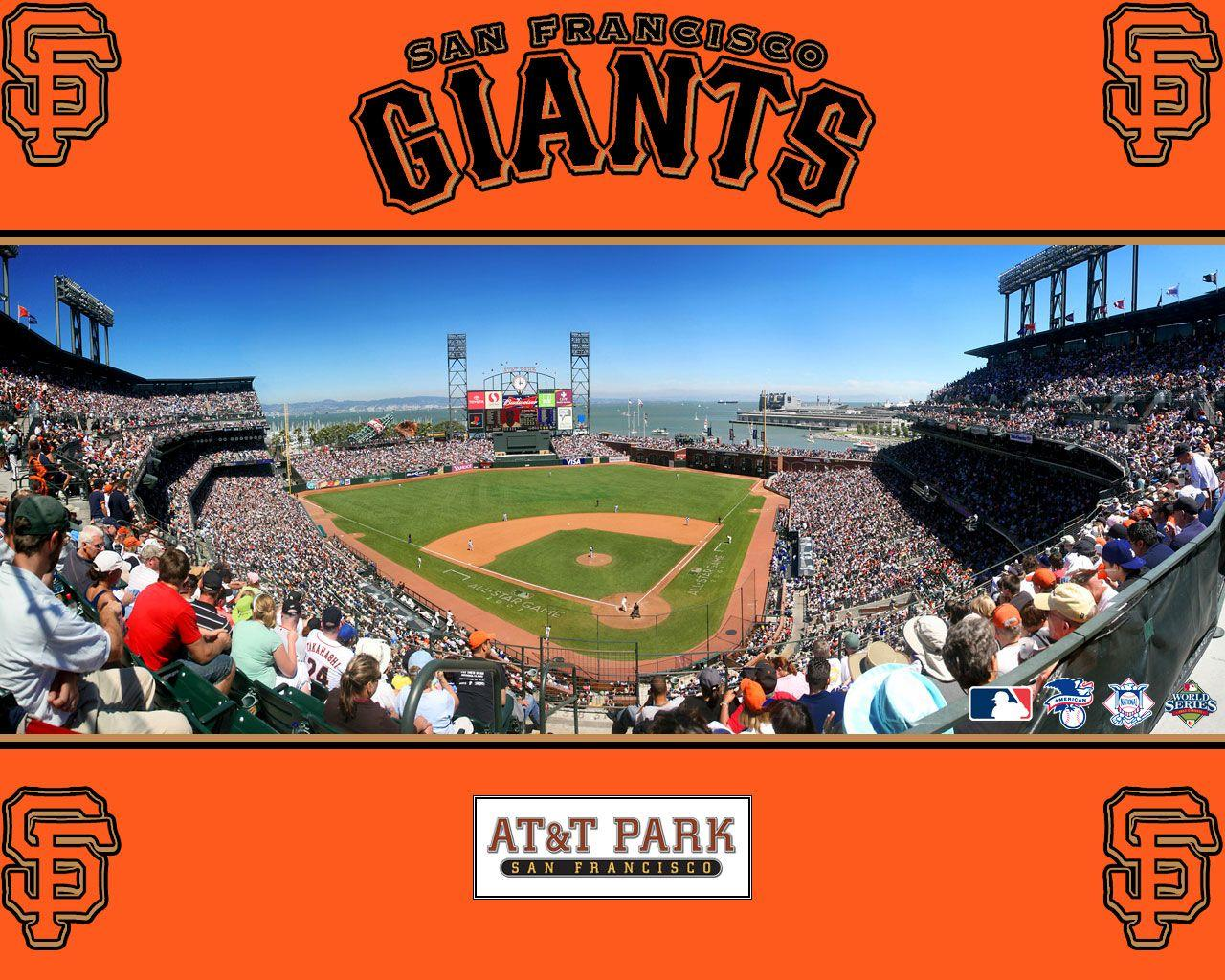 San Francisco Giants Stadium Wallpaper: SF Giants Wallpapers