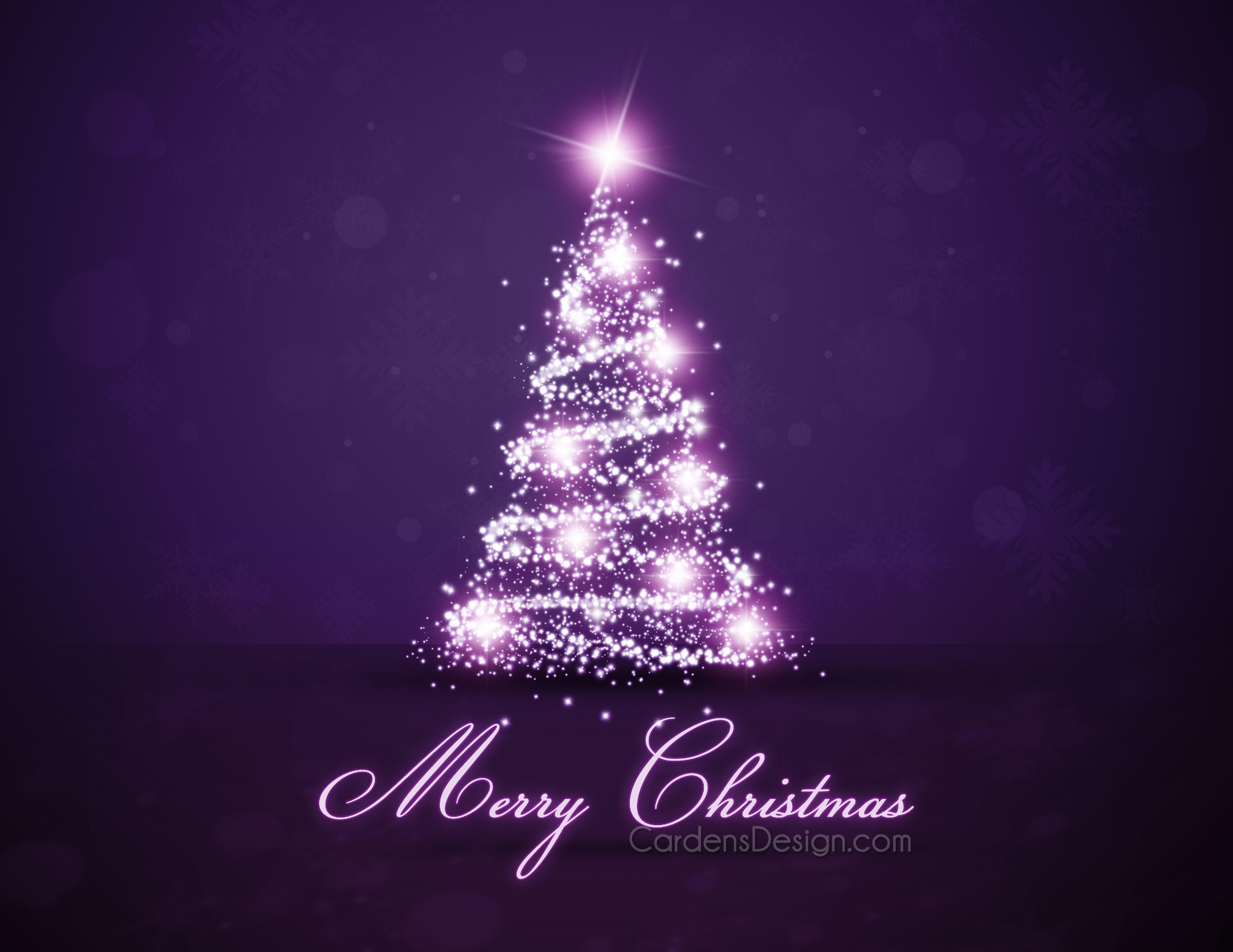 Purple christmas backgrounds wallpaper cave - Purple christmas desktop wallpaper ...
