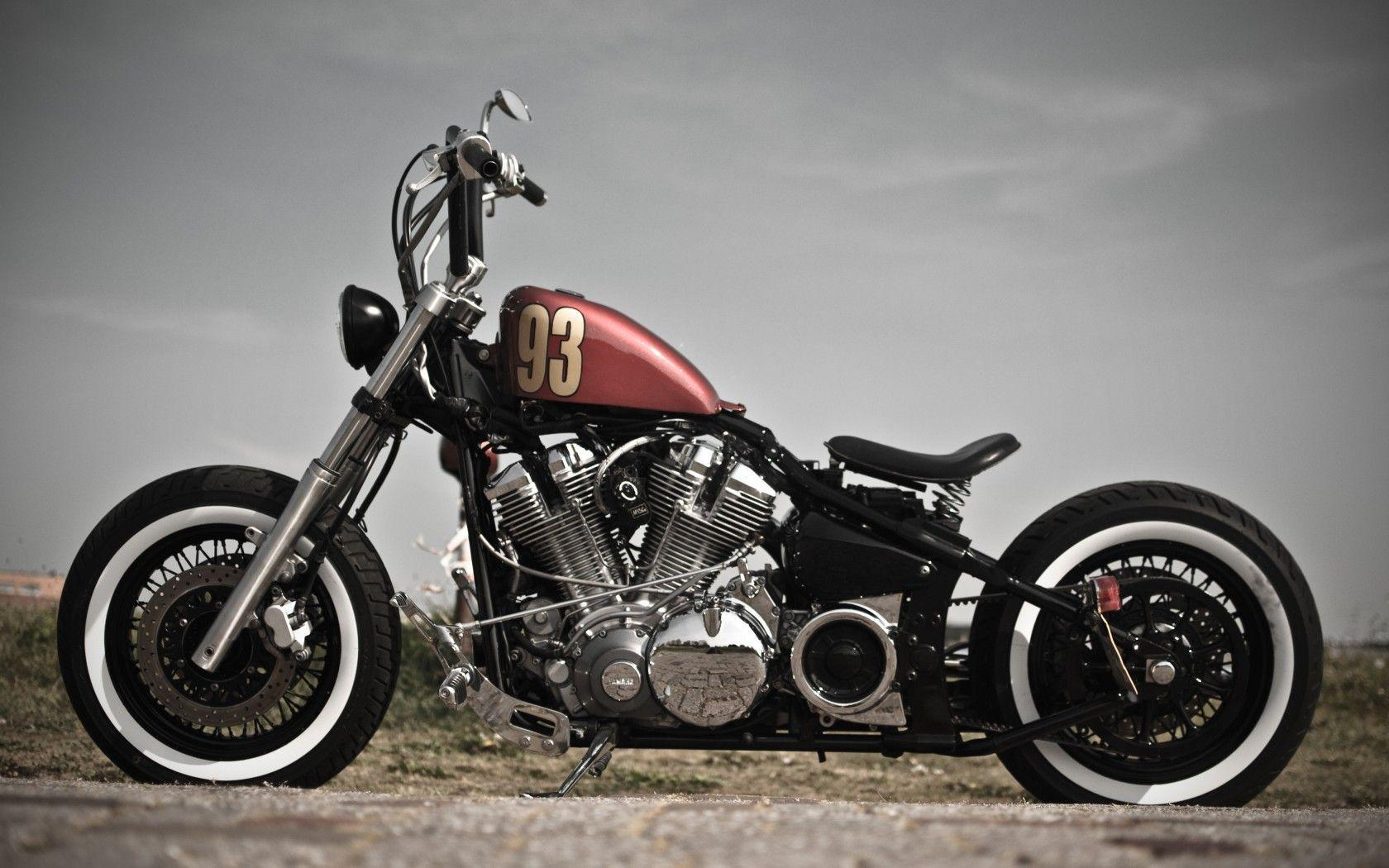 wallpapers xj 650 bobber motorcycle bike design   car pictures