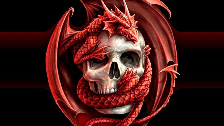 Hd wallpaper evil - Wallpapers For Evil Demon Skulls Wallpaper