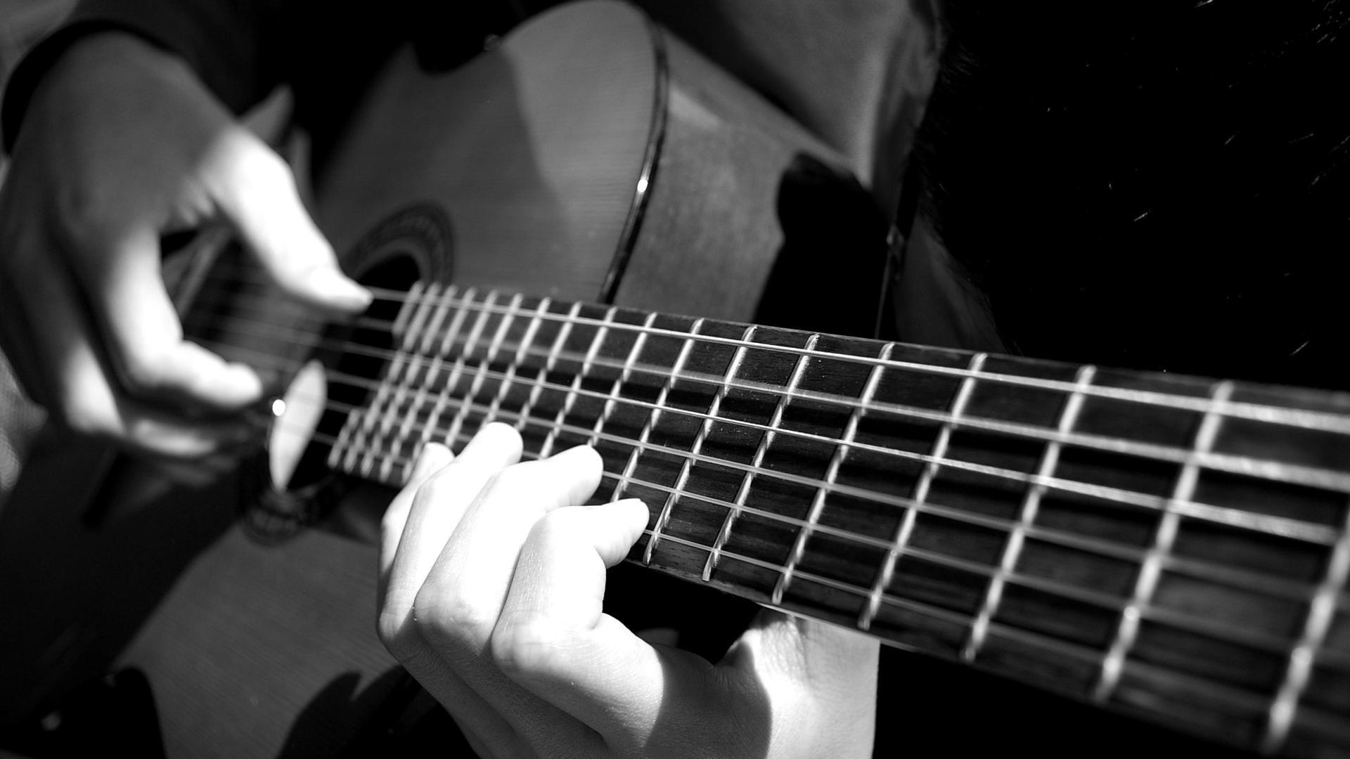 Acoustic Guitar Hd Wallpaper #1051 Wallpaper | walldesktophd.