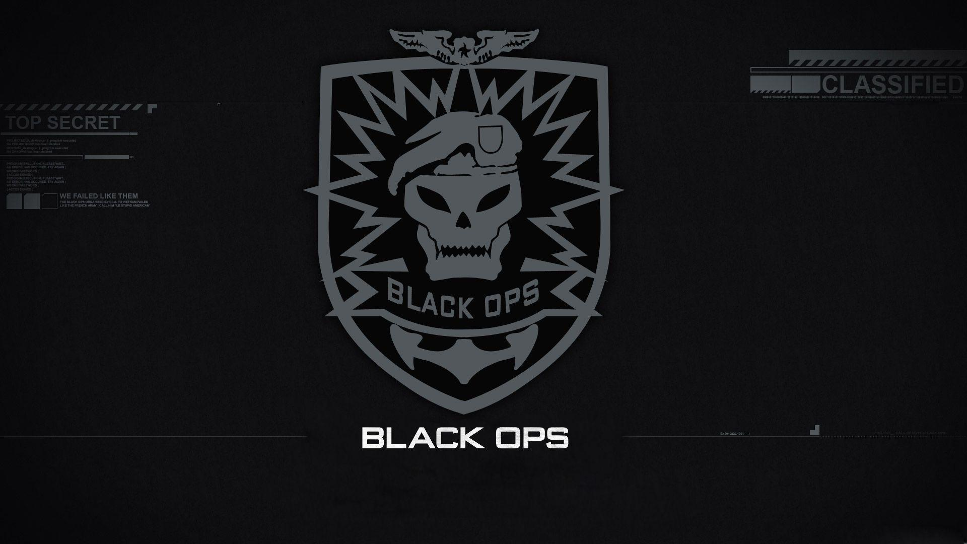 Call Of Duty Black Ops Wallpapers Wallpaper Cave