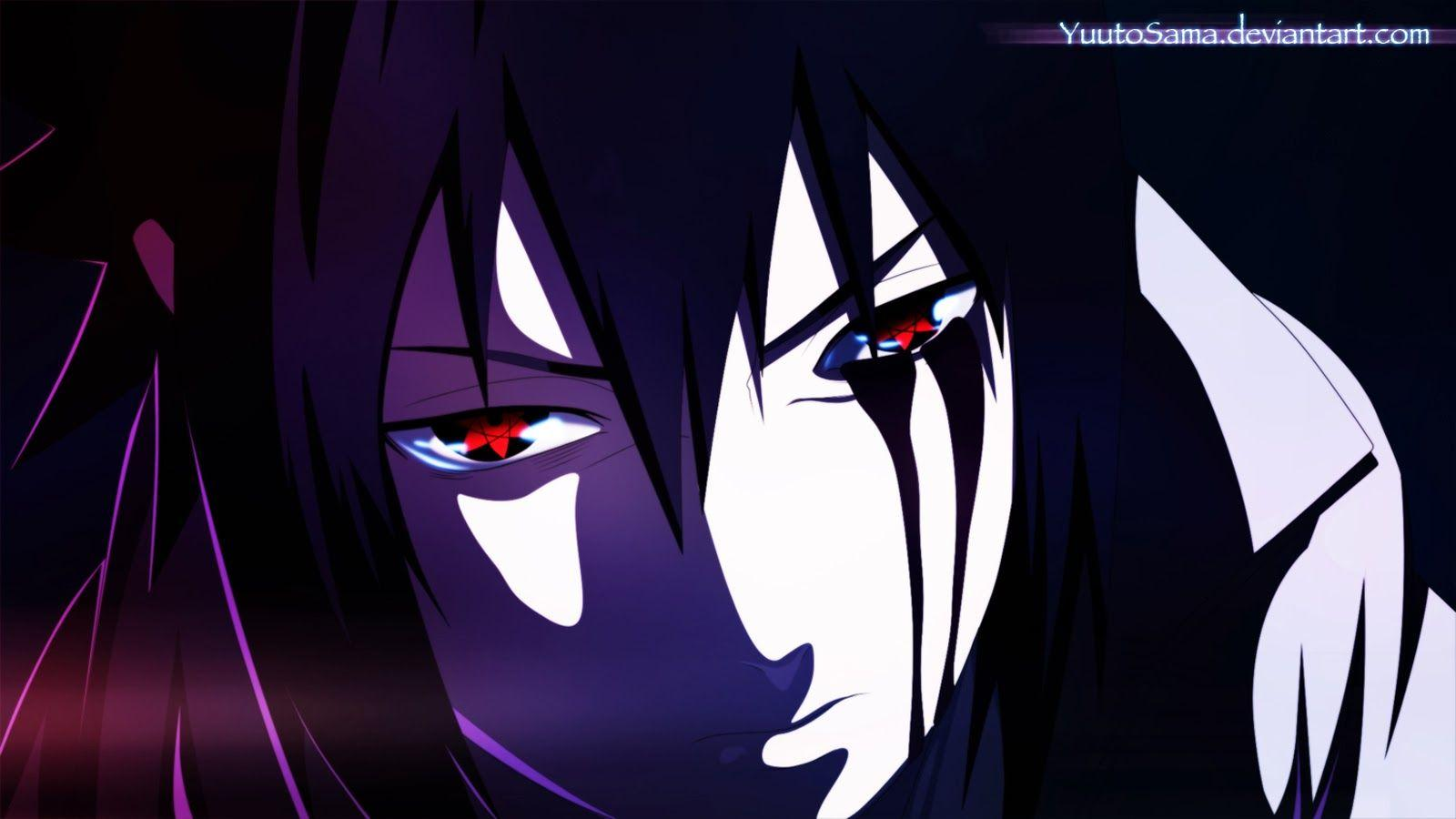 Itachi Uchiha Wallpapers Sharingan - Wallpaper Cave